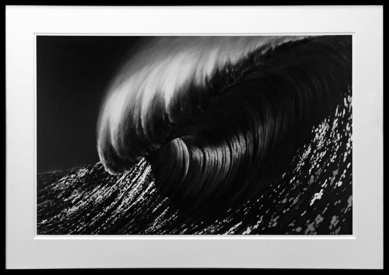 "Robert Longo ""untitled (ariane)"" 2010   Large Signed Print   Low Print Run Of 15"