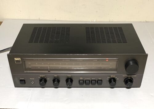 Vintage NAD 7020 AM/FM Stereo Receiver - Sounds Great - $50.00