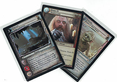 Lord of the Rings CCG Reflections: 2x Rare + Cards   freie Auswahl    Lot