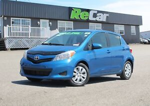 2013 Toyota Yaris LE AUTO   REMOTE START   ONLY $48/WK TAX IN...