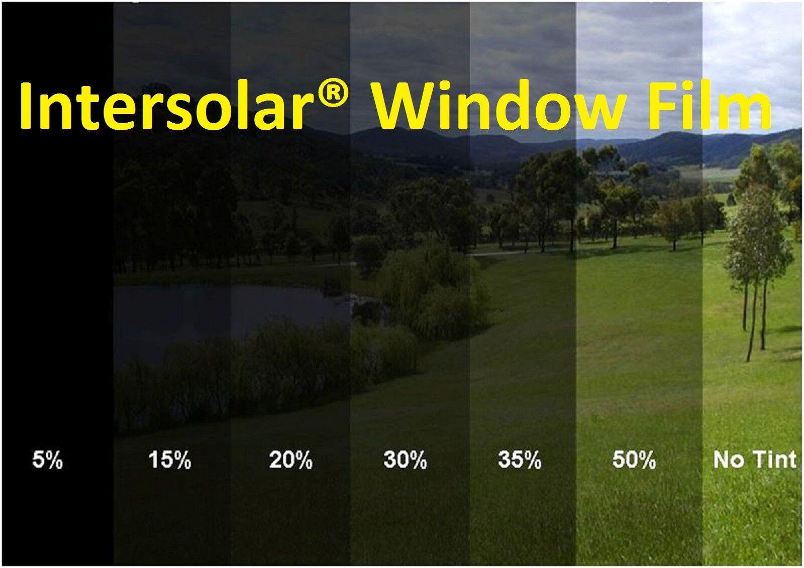 """20/% 60/"""" x100/' Window Tint Film HOME TRUCK AUTO VAN BOAT CAR SR"""
