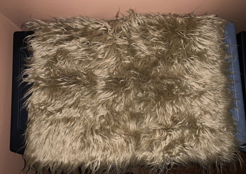 Baby Photography Props Soft Quilt Backdrop Newborn Fur Mat Rug