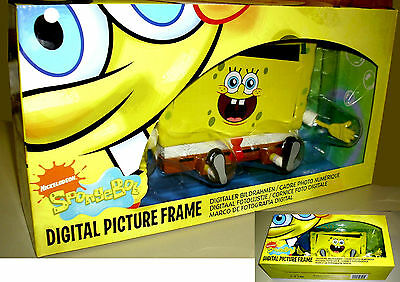 "Digitaler Bilderrahmen ""Spongebob-Design"""