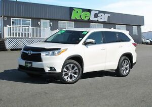 2014 Toyota Highlander LE AWD | HEATED SEATS | BACK UP CAM