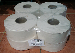 Softex jumbo toilet tissue rolls. Quaama Bega Valley Preview