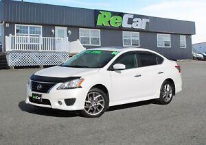 2014 Nissan Sentra 1.8 SR HEATED SEATS | NAV | BACK UP CAM |...