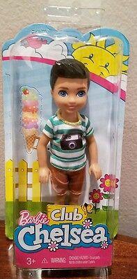 2016 Barbie Club Chelsea  BOY Doll - HARD TO FIND!!