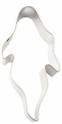 Long Ghost 5'' Cookie Cutter New! Halloween BOO! Flame (Ghost 5)