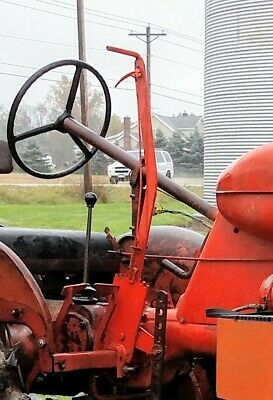 1939 Allis Chalmers C B Tractor Implement Lift Handle