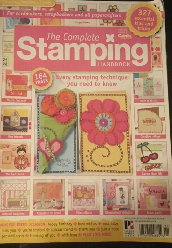 The Complete Stamping Handbook