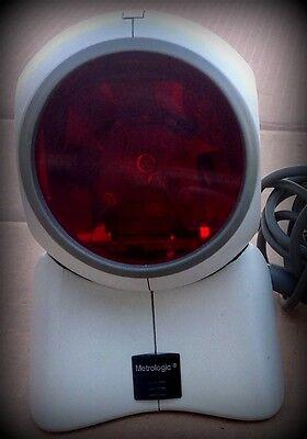 Posten 10X Barcode Laserscanner Metrologic Orbit MS-7120 mit Netzteil