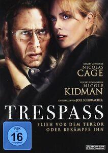 TRESPASS (Nicolas Cage, Nicole Kidman) NEU+OVP - Neumarkt im Hausruckkreis, Österreich - Widerrufsbelehrung Widerrufsrecht Sie haben das Recht, binnen vierzehn Tagen ohne Angabe von Gründen diesen Vertrag zu widerrufen. Die Widerrufsfrist beträgt vierzehn Tage ab dem Tag an dem Sie oder ein von Ihnen - Neumarkt im Hausruckkreis, Österreich