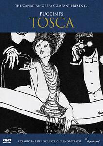 Puccini's Tosca DVD
