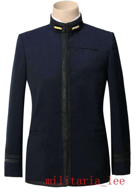 Imperial Japanese Repro Navy First Tunic (Blue Whipcord Tunic) All Sizes