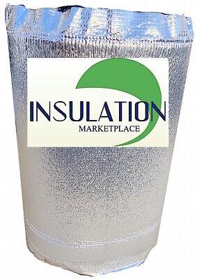 Smartshield -3mm 16x50ft Reflective Insulation Roll Foam Core Radiant Barrier.