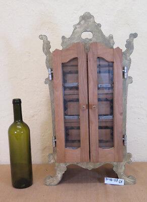 Pequeño Mueble en Miniatura Vitrina Expositor Vintage Mitad ' Del Siglo Xx...