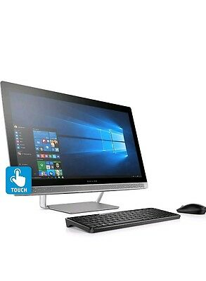 HP Pavilion Touchscreen i7-7700 All-in-One Desktop 27-a257c Brand NEW