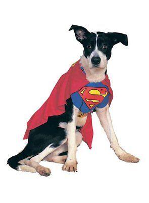 Superman Hundekostüm - Hunde Superman Kostüm