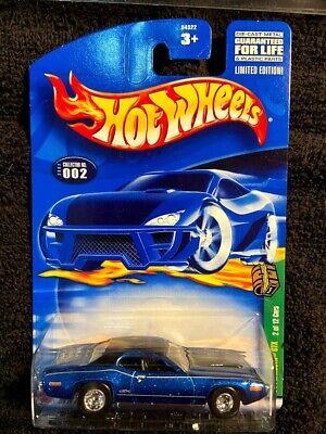 Hot Wheels Treasure Hunt 2002 '71 Plymouth GTX #2