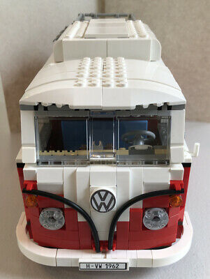 LEGO Creator Volkswagen T1 Camper Van (#10220) *Excellent Condition!*