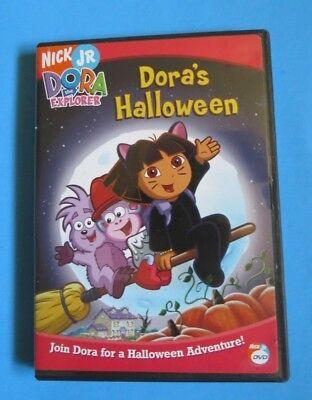 DORA THE EXPLORER ~ DORA'S HALLOWEEN ~ DVD, 2004 ~ NICK JR ~ 1+ SHIP   - Nick Halloween Dvd