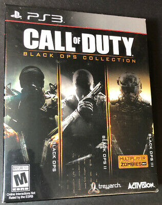 Call of Duty Black Ops Collection [ 3 Games in 1 Pack ] (PS3)