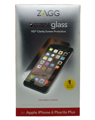 ZAGG Chest Friendly Glass Screen Protector for Apple iPhone 6 Plus/iPhone 6S Plus