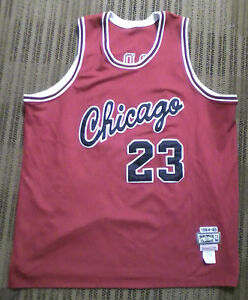 1984-85 Michael Jordan - Chicago Bulls Hardwood Classics Authentic Jersey!