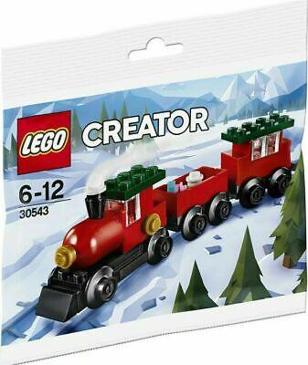 LEGO Creator 30543 - Holiday Christmas Train - New. Sealed. Retired!