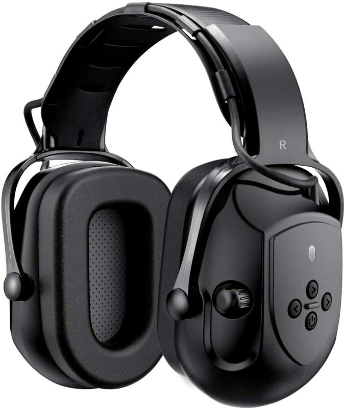 Mpow Bluetooth Noise Reduction Safety Ear Muffs Mic Shooting Hearing Protection