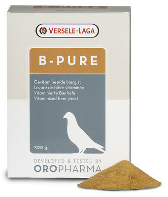 Versele Laga B-Pure Brewers Yeast Racing Pigeons 500g