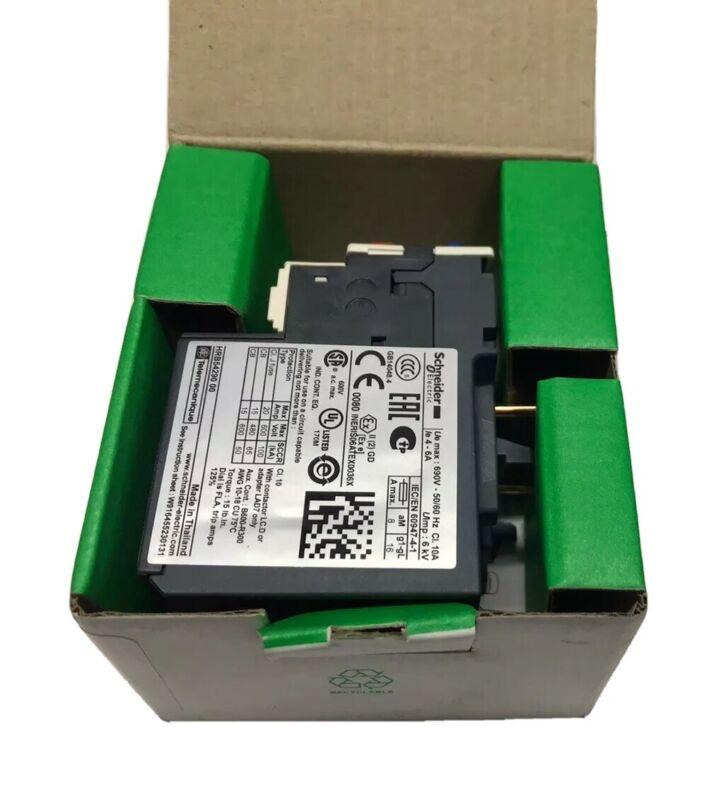 Schneider Electric LRD10 Overload Relay 4-6A TeSys 034679 N/O N/C