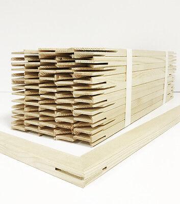 "Art Canvas Stretcher Bars Frame/Stretching Strips 12""(Bundle of 50)Bulk Discount"