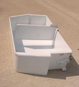 ge hotpoint kenmore refrigerator white door bin shelf. Black Bedroom Furniture Sets. Home Design Ideas
