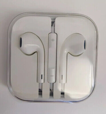Genuine Apple IPhone 6,6+,6s,5 Headphones Earphones BNIB
