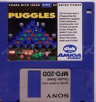Amiga Power - Magazine Coverdisk 09 - Puggles -  - ebay.co.uk