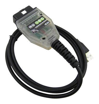 RJ45 Ethernet Diagnose passt für Rheingold ESYS ISTA BMW F-Modelle Codierung