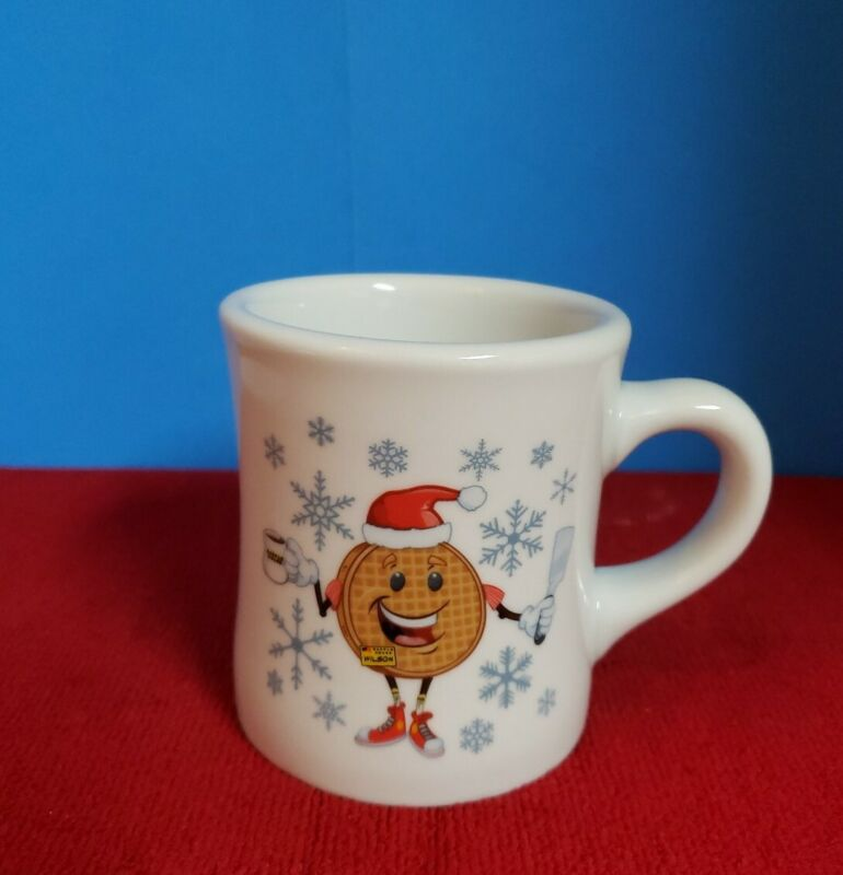 WAFFLE HOUSE LIMITED EDITION COFFEE MUG - NEW - 2020 CHRISTMAS VERSION