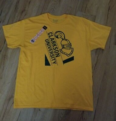 Clarkson University  New York  Admissions Ambassador T Shirt Mens Size Large