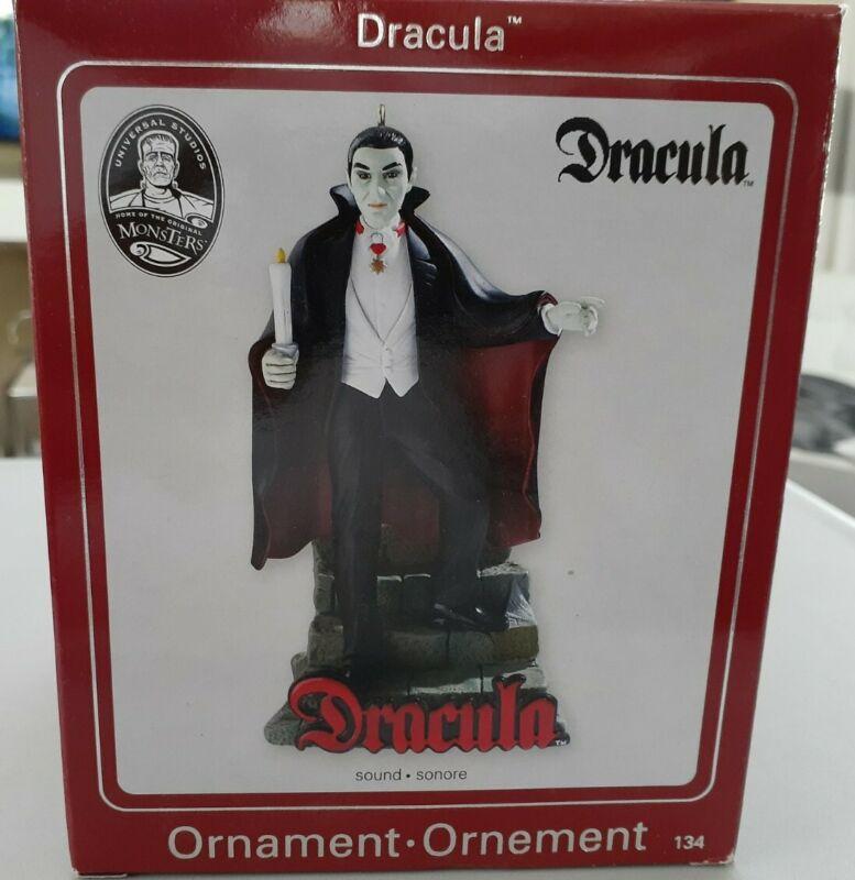 Heirloom Ornament 2009 Universal Monsters: Dracula American Greetings/Carlton