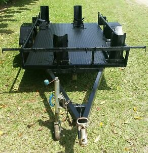 MOTORBIKE TRAILER FOR SALE Barron Cairns City Preview
