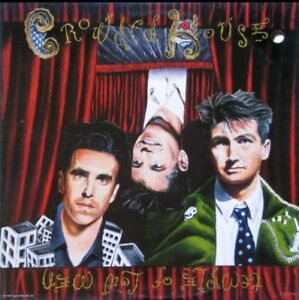 Vinyl Record - Crowded House - Temple of Low Men - $5