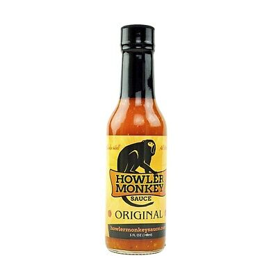 Howler Monkey Original Hot Sauce - Featured on Hot Ones Season - Original Hot Sauce