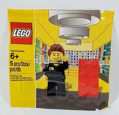 LEGO Lego Store Employee Polybag  5001622  New Sealed