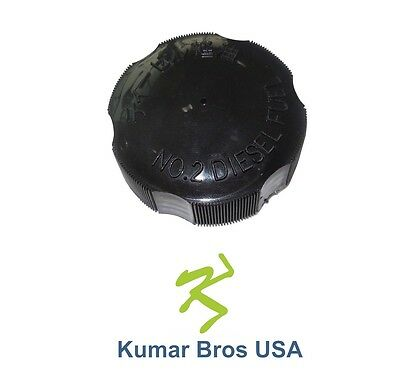 New Kubota Diesel Fuel Cap B7100d B7100hst-d B7100hst-e