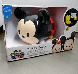NEW BULBBOTZ DISNEY MICKEY MOUSE TSUM TSUM DIGITAL LIGHT UP ALARM CLOCK *R