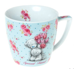ME TO YOU SPECIAL FRIEND MUG TATTY TEDDY BEAR NEW WITH TAG BOXED CUP GIFT