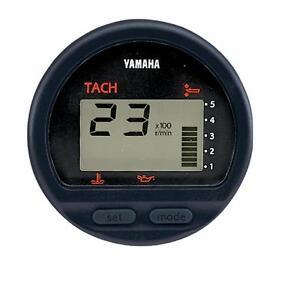 6Y5-8350T-83-00-YAMAHA-OUTBOARD-TACHOMETER-YEAR-1996-2004-6Y5-8350T-82-00
