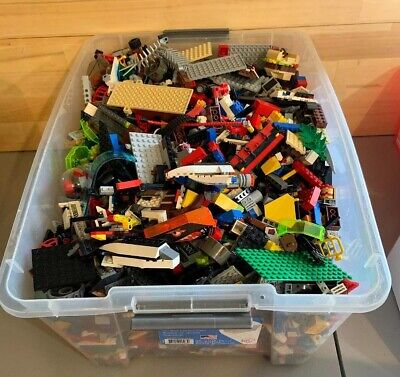 100% LEGO Lot of 10lbs Pounds CLEAN FREE Shipping!