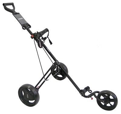 Cruiser Golf Lightweight 3 Wheel Push Trolley